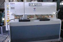 Sampson THS Hydraulic Shears