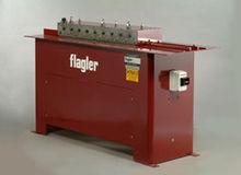 Flagler Button Lock Machines
