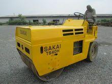 Used SAKAI TS30H 044
