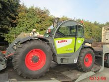 Used 2010 Claas 6030