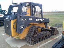 Used 2010 DEERE 323D
