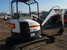 Used 2012 BOBCAT E26