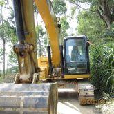 312d caterpillar small excavato
