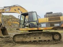 CATERPILLAR 330D, Used excavato