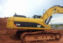 336D CATERPILLAR  Used excavato