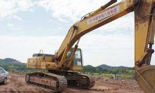 pc400-6 used Komatsu Excavator