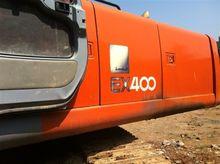 ex400-5 used hitachi excavator