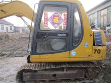 mini excavator used komatsu exc