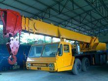 40T kato truck crane very cheap