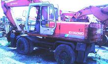 EX160WD wheel excavator for sal
