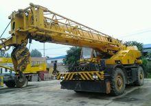 40T Rough Terrain Crane TADANO