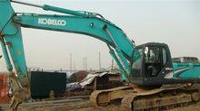 SK350lc used kobelco excavator