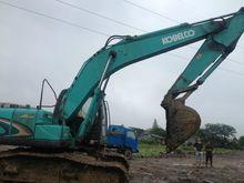 SK210LC-8 used kobelco excavato