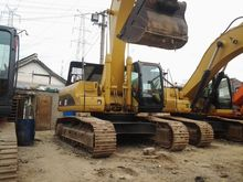 CAT excavator 330CL Used excava