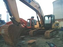 CAT excavator 325CL Used excava