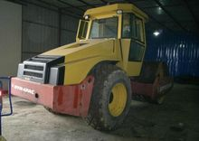 CA302D Dynapac road roller for