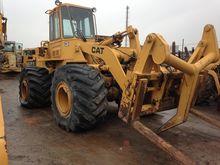 936E wheel loader with logging
