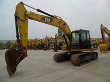 315D used excavator  caterpilla