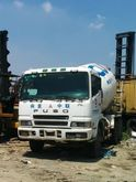 Second hand Fuso used concrete