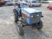 Iseki T Series Tractors