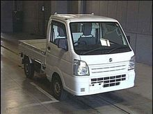 2015 Suzuki CARRY-T