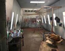 2009 Col-Met Wet Paint Booth