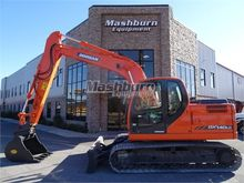 Used 2010 DOOSAN DX1