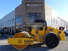 Used 2008 SAKAI SV50