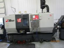 HAAS DS30SSY LATHE