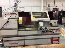 Harrison Alpha 400 Toolroom Lat