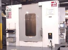 HAAS EC630 Horizontal Machining