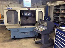 OKK TRC 500 Vertical Machining