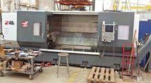 Haas ST-40LM Big Bore CNC Lathe