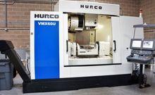 Used Hurco VMX60U 5