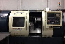 Johnford SL-500 CNC Lathe