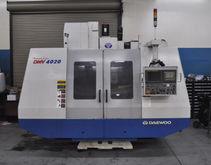 DAEWOO DMV 4020 CNC Vertical Mi