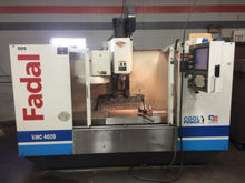 Fadal 4020HT CNC Vertical Mill