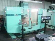 HURCO SPIRIT SLV40 CNC Vertical