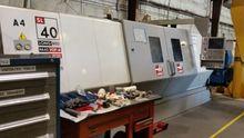 Haas SL-40LM Big Bore CNC Live