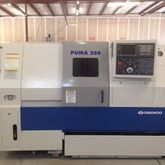 Daewoo Puma 200C Turning Center
