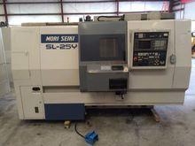 Mori Seiki SL-25Y CNC Live Tool