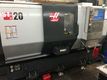 2015 Haas ST20 CNC Lathe with b