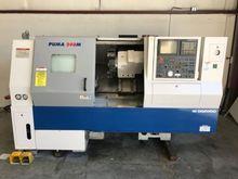 Doosan Puma 240MC CNC Live Tool
