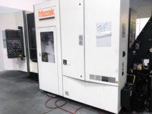 Used Mazak HCN 4000 Machining Center for sale   Machinio