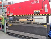 Amada RG100 Brake Press