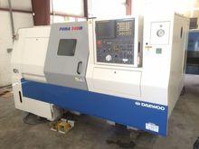 Daewoo Puma 240MB CNC Live Tool