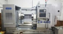 Sharp STA-4460 Big Bore CNC Lat