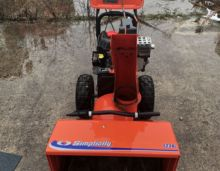 Used Simplicity Snow Blowers for sale  Simplicity equipment