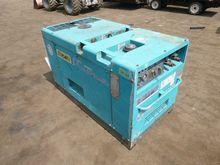 2001 compressor AIRMAN PDS-50S