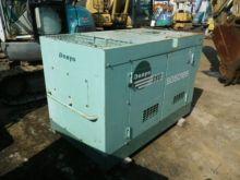 2005 compressor DENYO DIS180SB